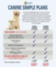 Canine Simple Plan