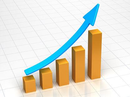 Upward graph of Pinnacle Health Informatics successful EHR