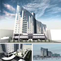проект жилого дома по ул. Хабарова