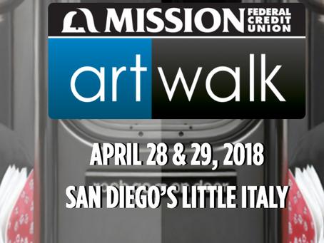 Mission Federal ArtWalk (34th Annual), San Diego