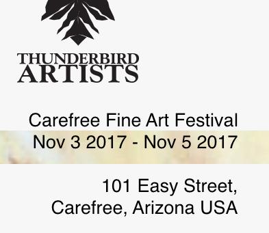 Carefree Fine Art Festival in Arizona