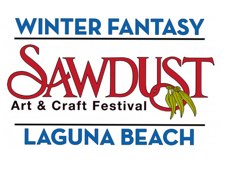 Laguna Beach winter fantasy Sawdust Art...