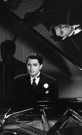 Rhapsody in Blue, biographical film, biography, review, biopic