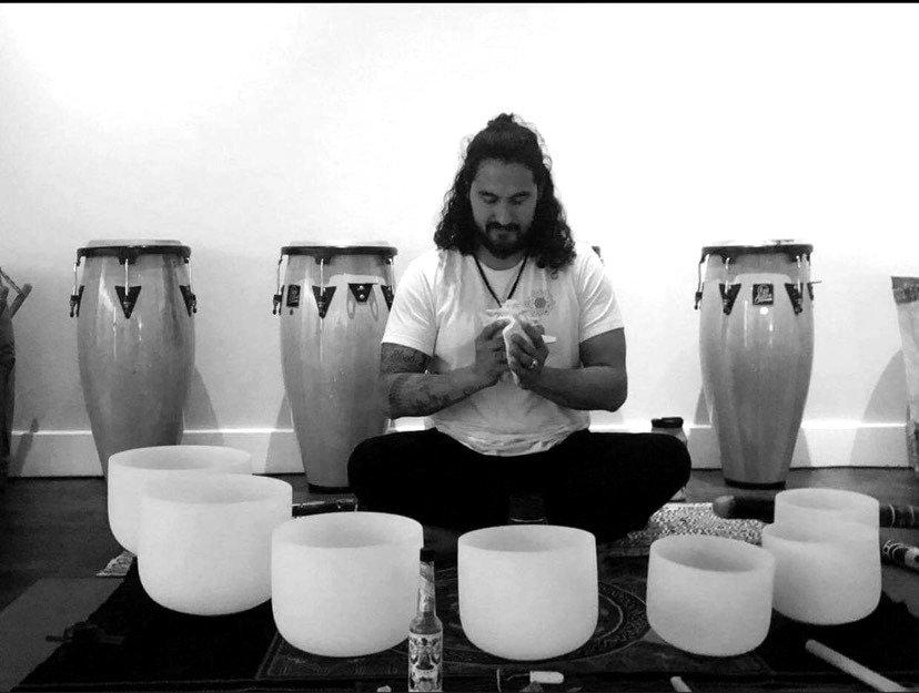 Sound Bath with Hamilton Garces