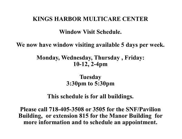 KHMC Windows Visits Posting 8-11-2020.pu