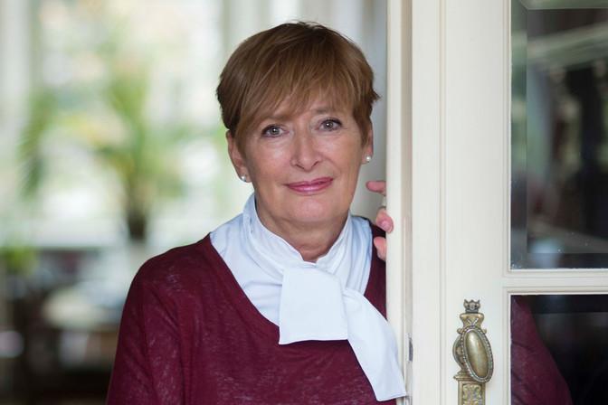 Portret Frieda Joris