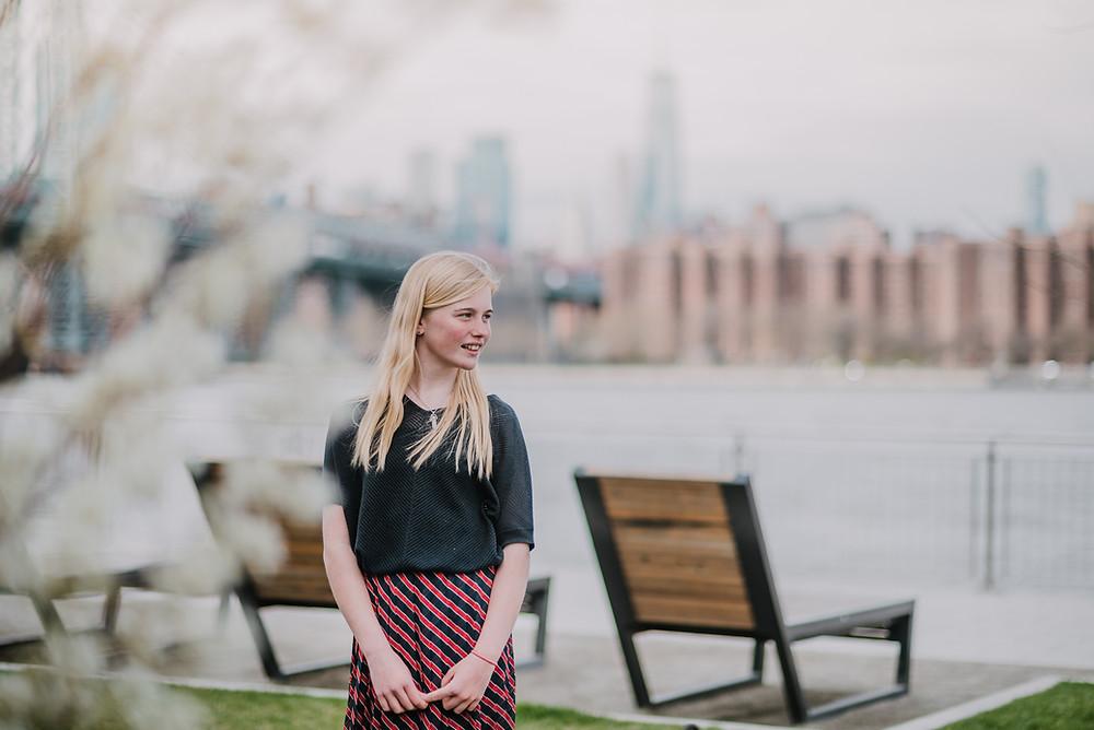 Famililiereportage NYC (c) Silvie Bonne