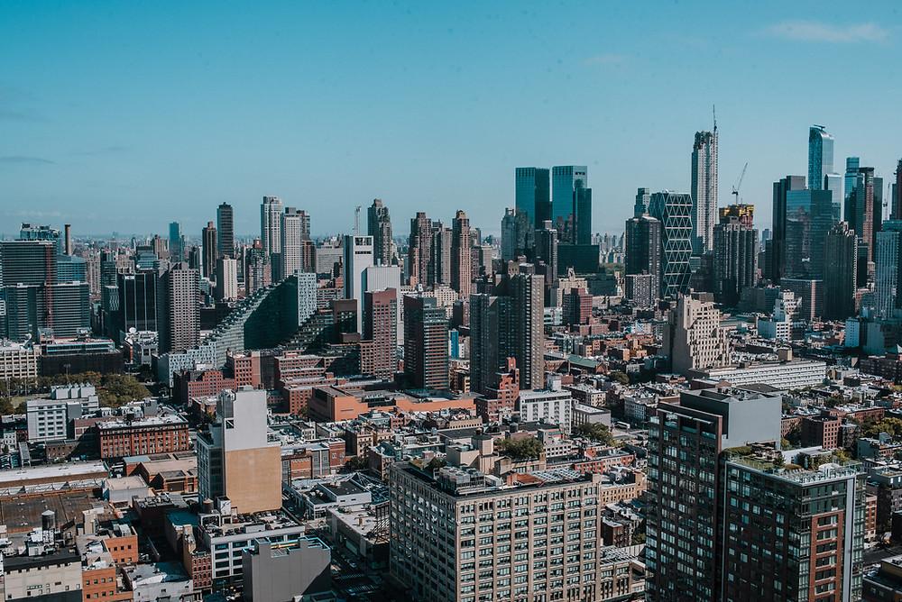 Midtown Manhattan (c) Silvie Bonne