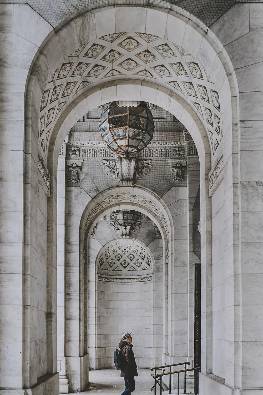 NY Public Library (c) Silvie Bonne