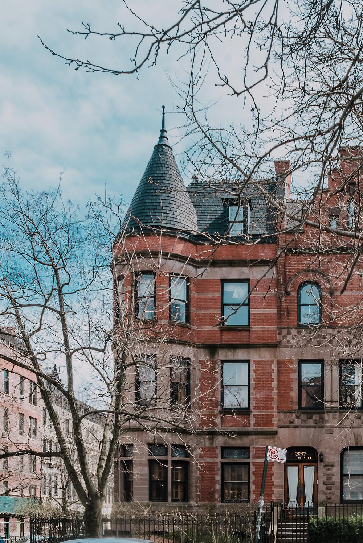 Convent Ave - Harlem (c) Silvie Bonne