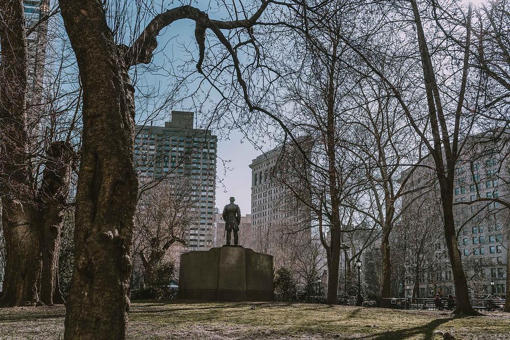 Madison Square Park (c) Silvie Bonne