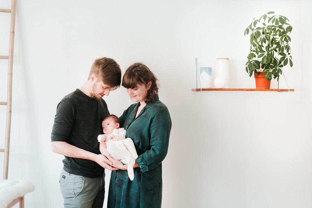 Baby reportage (c) Silvie Bonne