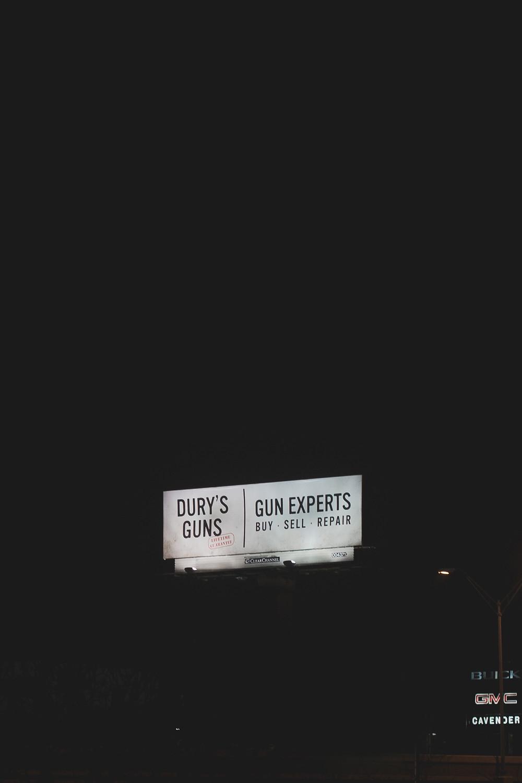 Signs of Texas (c) Silvie Bonne