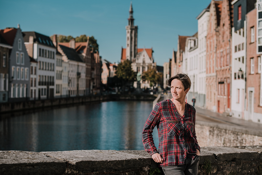Portretreportage in Brugge (c) Silvie Bonne