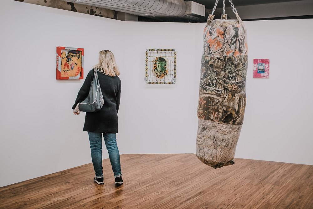 Ki Smith Gallery - Harlem (c) Silvie Bonne
