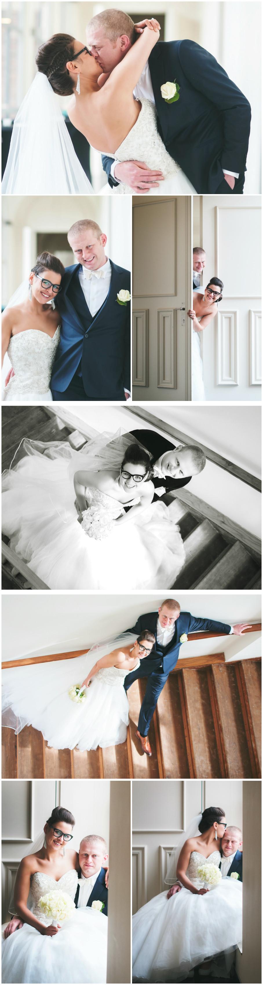 Huwelijksreportage in Tielt