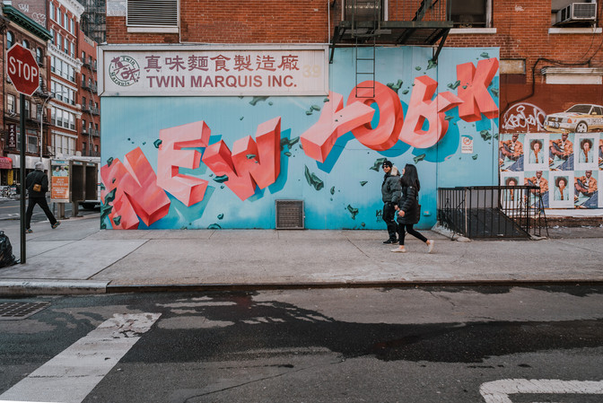 Buurt in Beeld: The Lower East Side