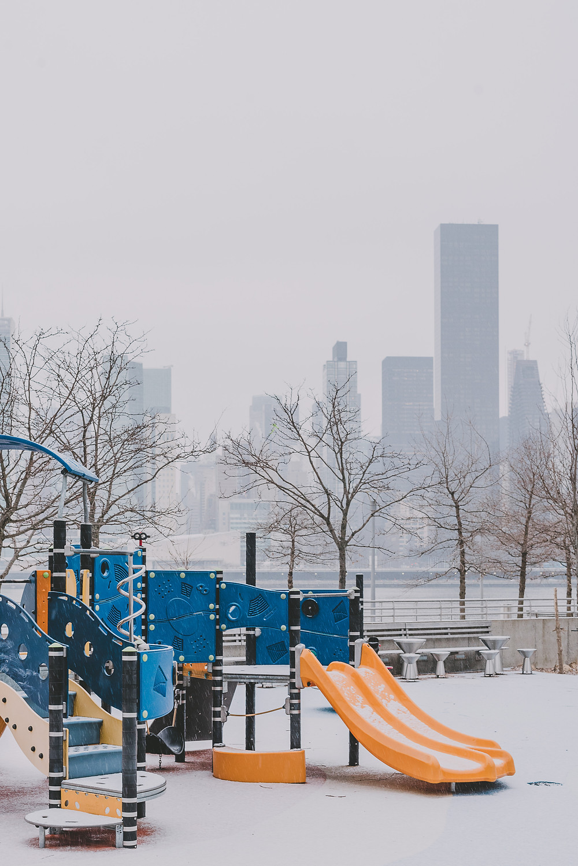 Winter in New York (c) Silvie Bonne