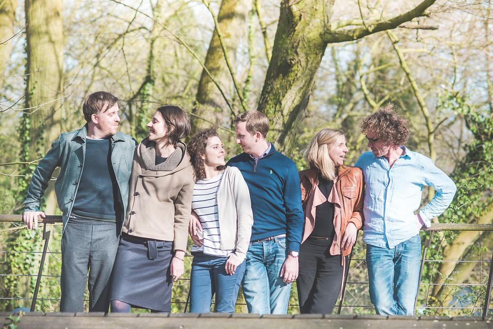 Familiereportage in het Minnewaterpark Brugge (c) Silvie Bonne