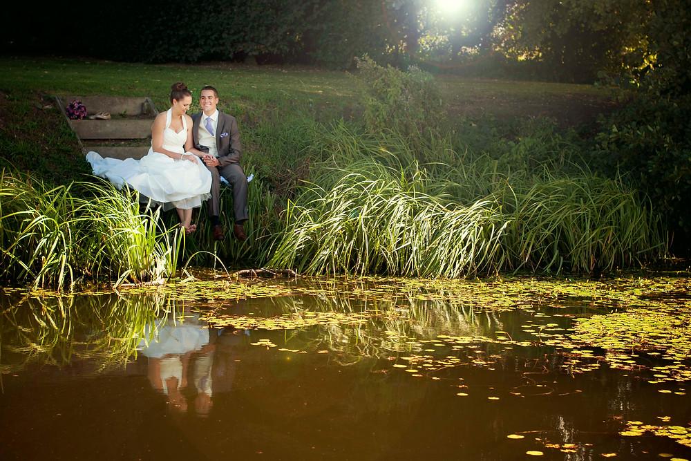 Huwelijksreportage in Wielsbeke (c) Silvie Bonne