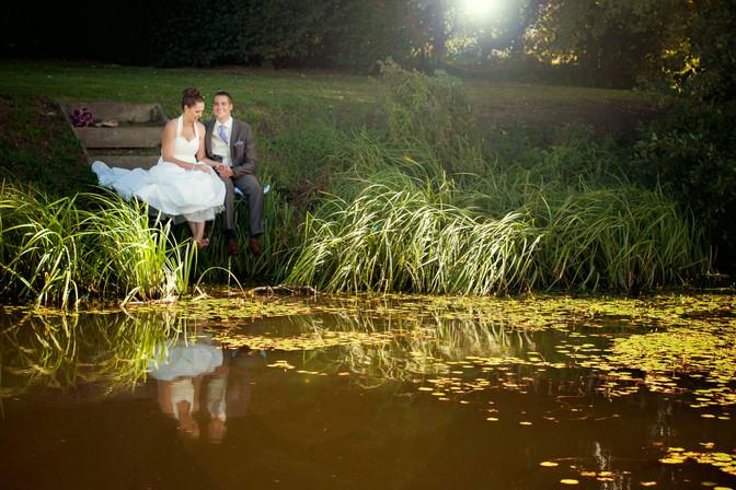 Huwelijksreportage Fie & Marijn