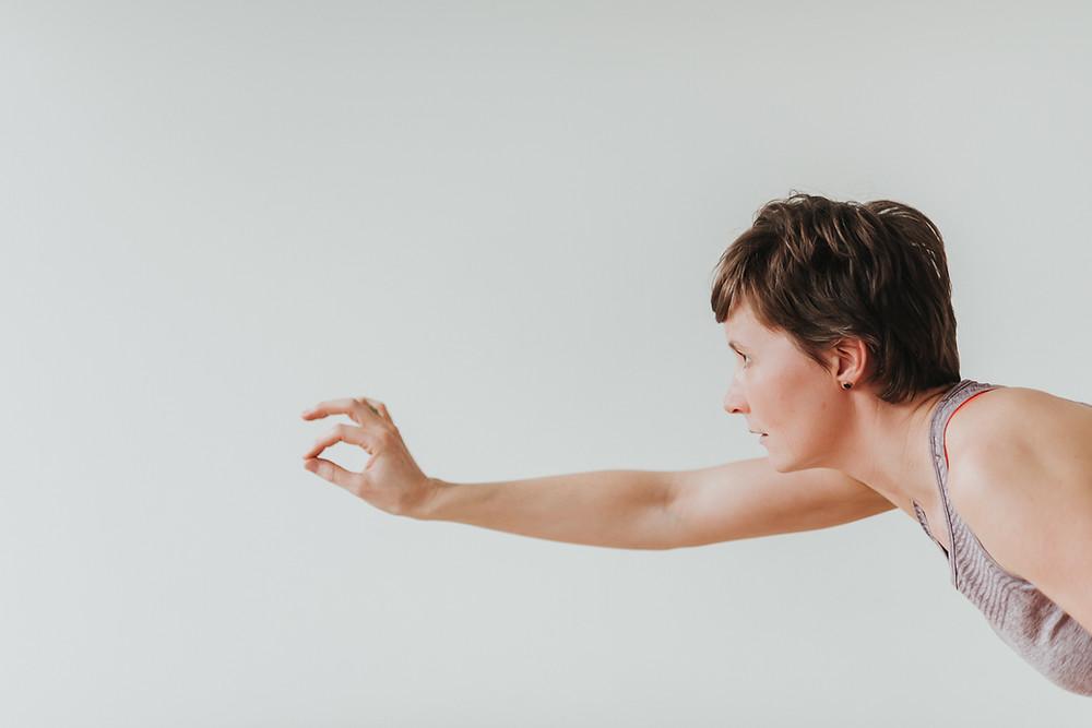 Fascia therapie (c) Silvie Bonne