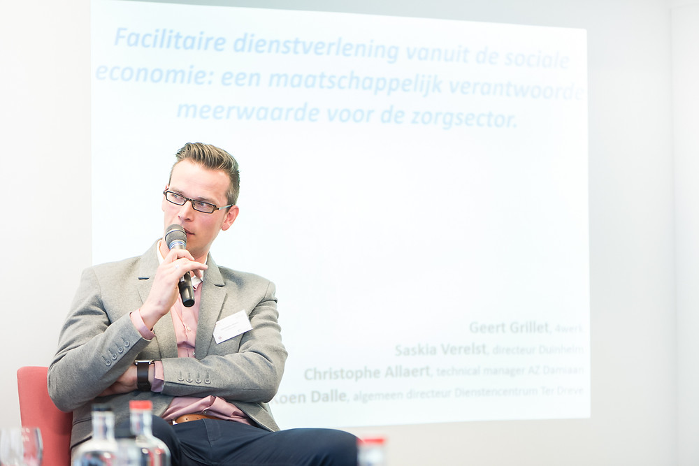 Zorgsymposium Middelkerke - Event Fotografie (c) Silvie Bonne