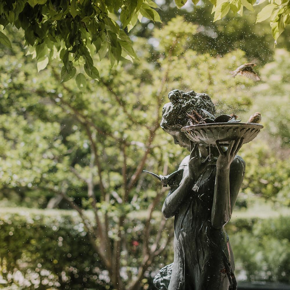 Central Park Conservatory Garden (c) Silvie Bonne