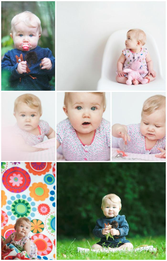 Baby fotografie (c) Silvie Bonne Fotografie