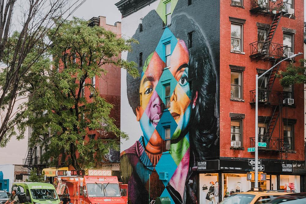Kobra in NYC (c) Silvie Bonne