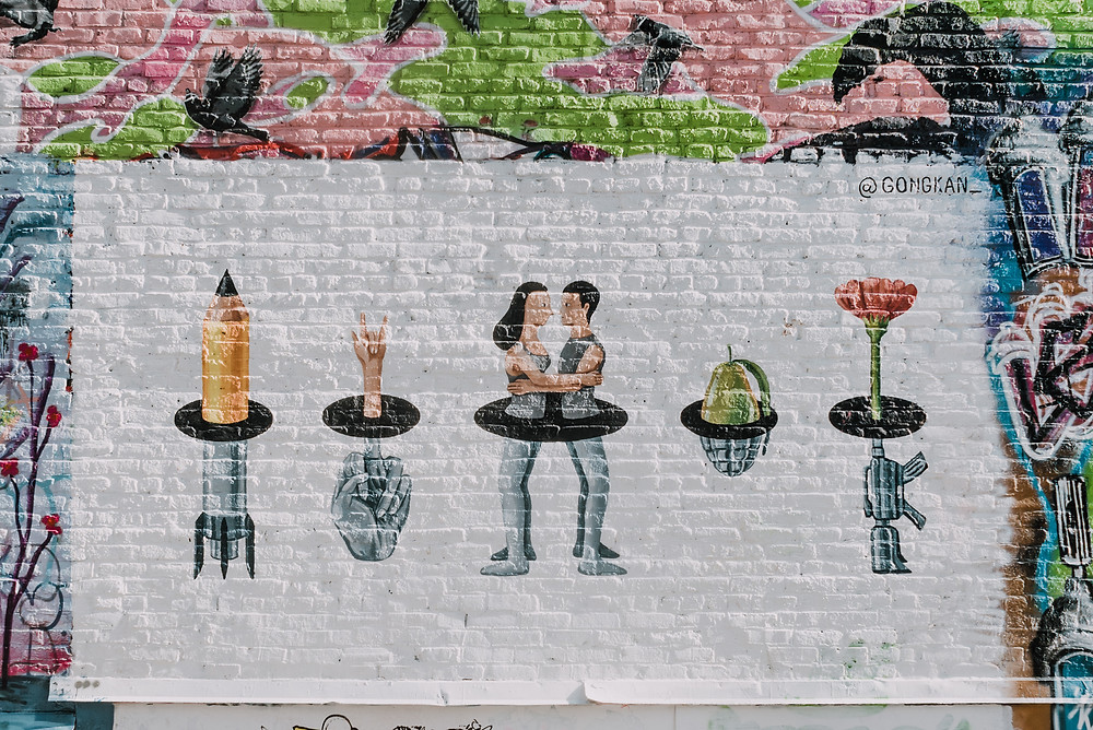 First Street Green Park (c) Silvie Bonne