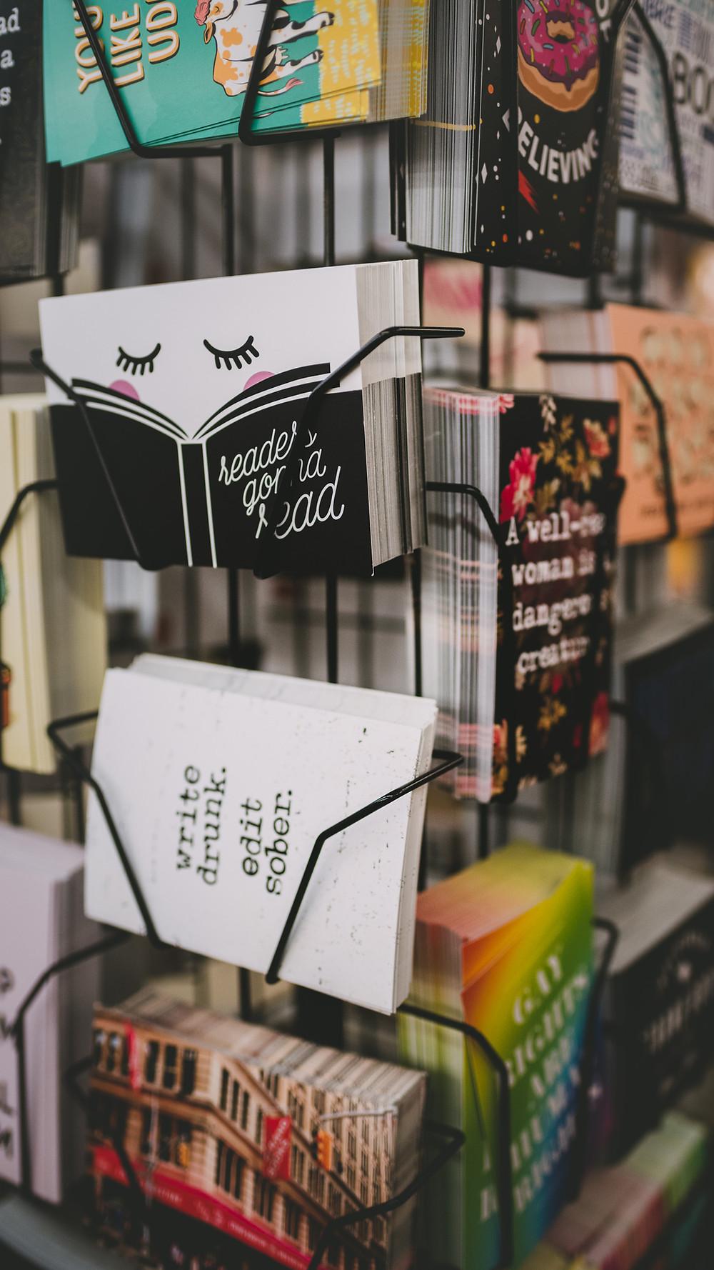 Strand Bookstore (c) Silvie Bonne