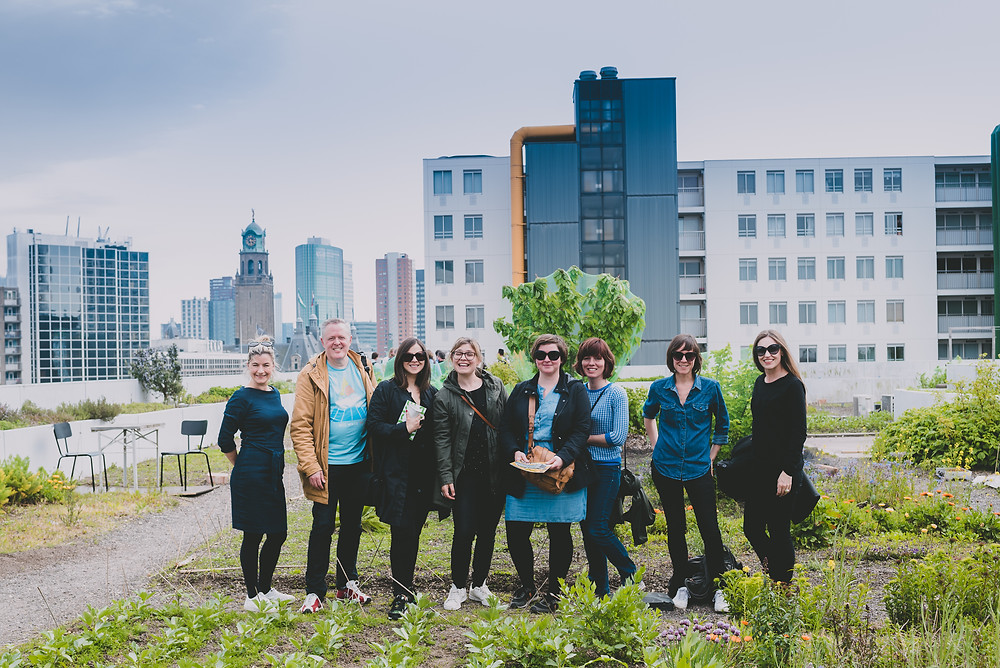 LikeBirds Inspirationtrip Rotterdam (c) Silvie Bonne