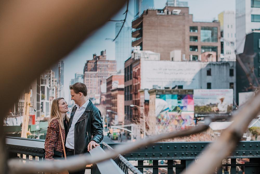 NYC Photo Shoot in Chelsea (c) Silvie Bonne