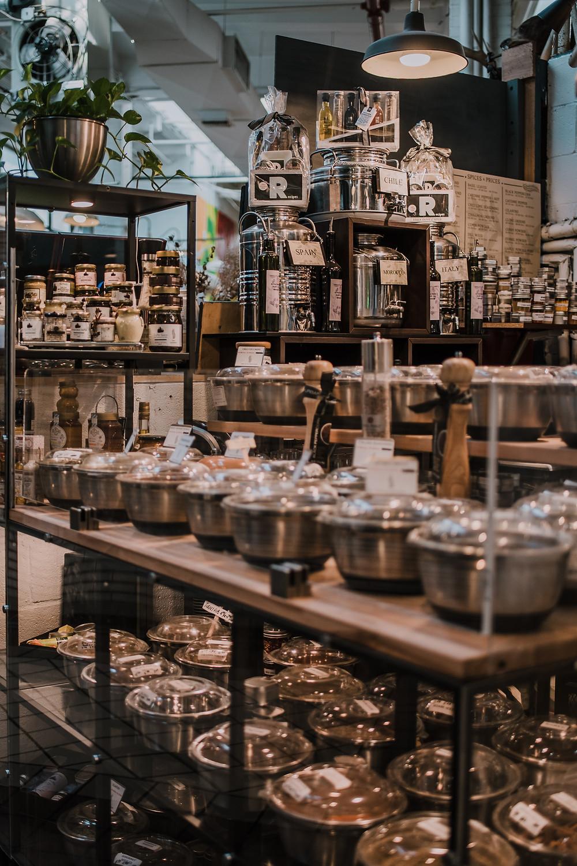 Essex Street Market (c) Silvie Bonne