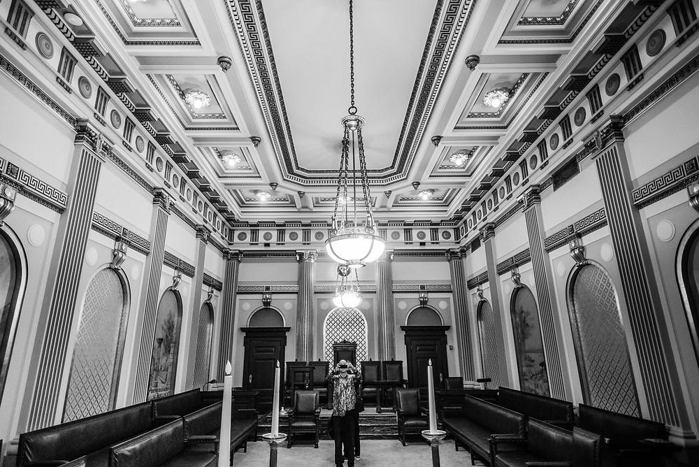 Masonic Hall and Grand Lodge Building (c) Silvie Bonne