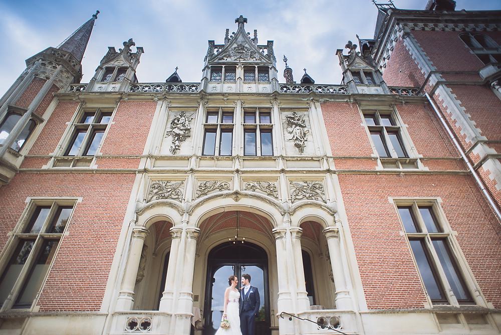 Nele & Timmy - huwelijksreportage in Brugge (c) Silvie Bonne