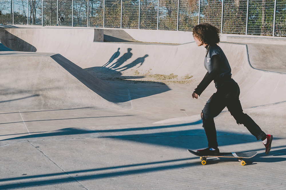 Skatepark Pier 62 (c) Silvie Bonne