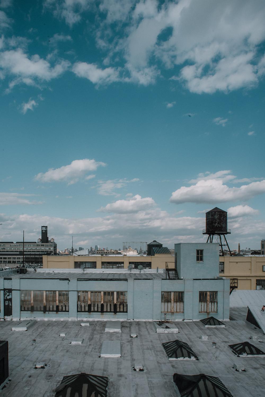 Brooklyn Army Terminal (c) Silvie Bonne