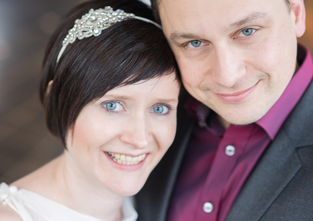Huwelijksreportage Charlotte & Cedric (c) Silvie Bonne