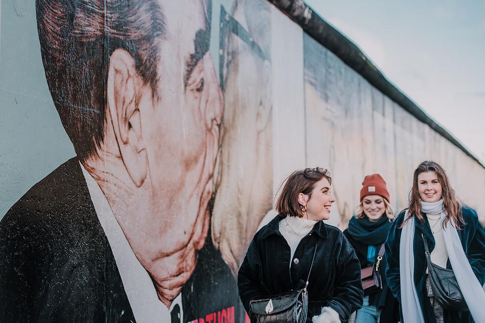 Berlin Photo Shoot Walk (c) Silvie Bonne