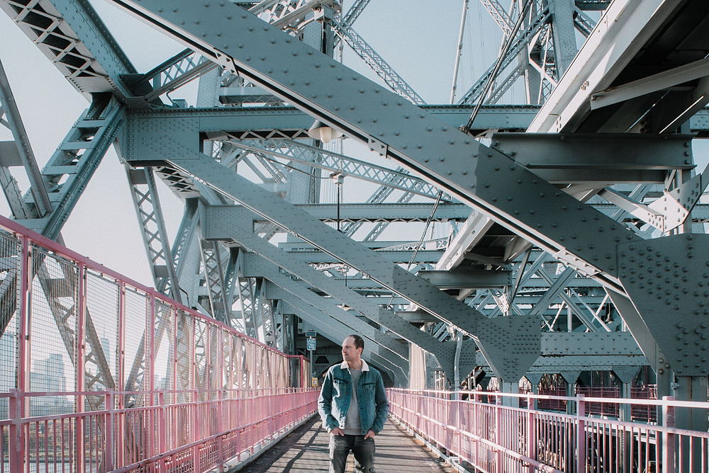 NYC Photo Shoot Williamsburg (c) Silvie Bonne
