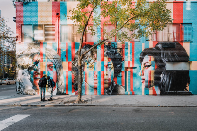 Kobra in NYC!