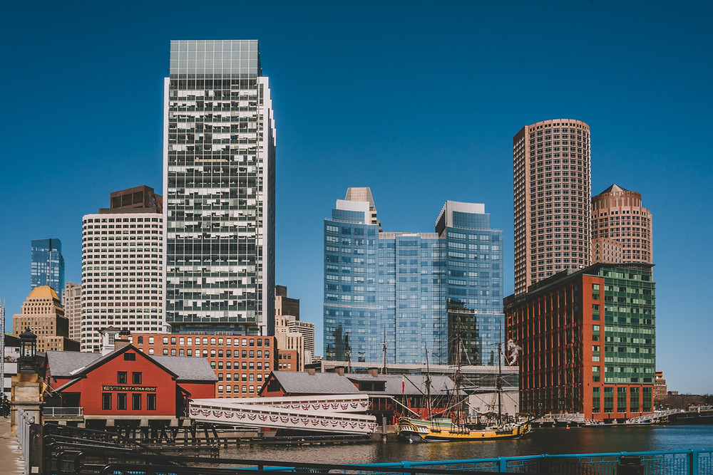 Weekendje Boston (c) Silvie Bonne