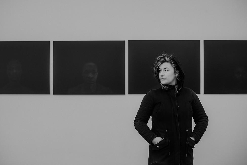 Marianne Boesky Gallery (pic by Mickey Blank)