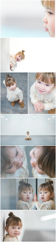 Kinderportretten in het SMAK (c) Silvie Bonne