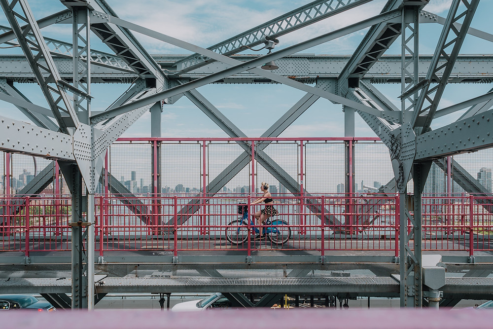 Williamsburg Bridge (c) Silvie Bonne