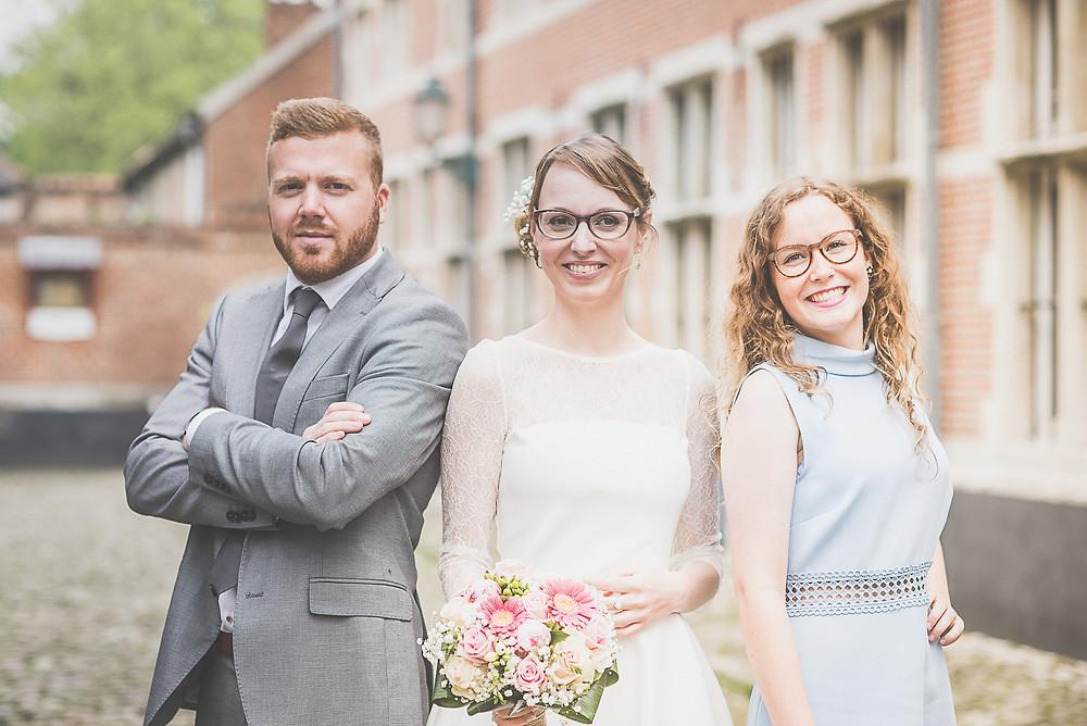 Huwelijksreportage in Lier (c) Silvie Bonne