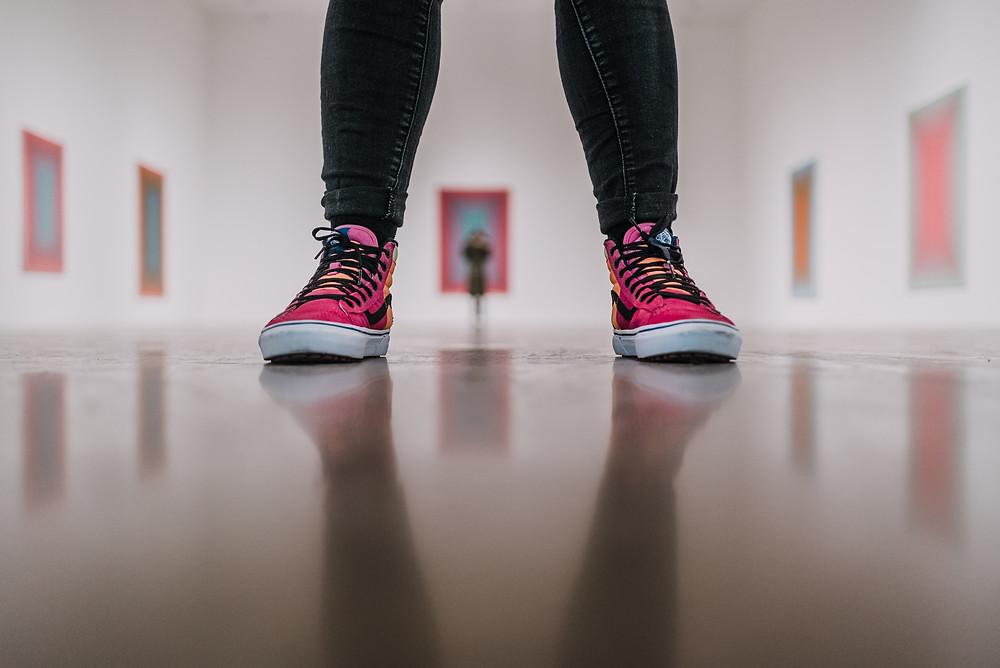 Pace Gallery (c) Silvie Bonne