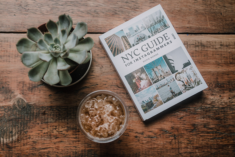 NYC Guide for Instagrammers (c) Silvie Bonne